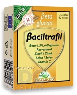 NATURES Baciltrafil